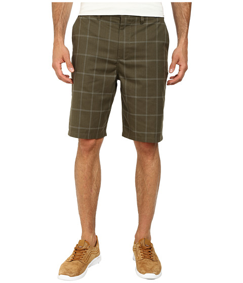 Hurley - Banning Chino Short (Cargo Khaki) Men's Shorts