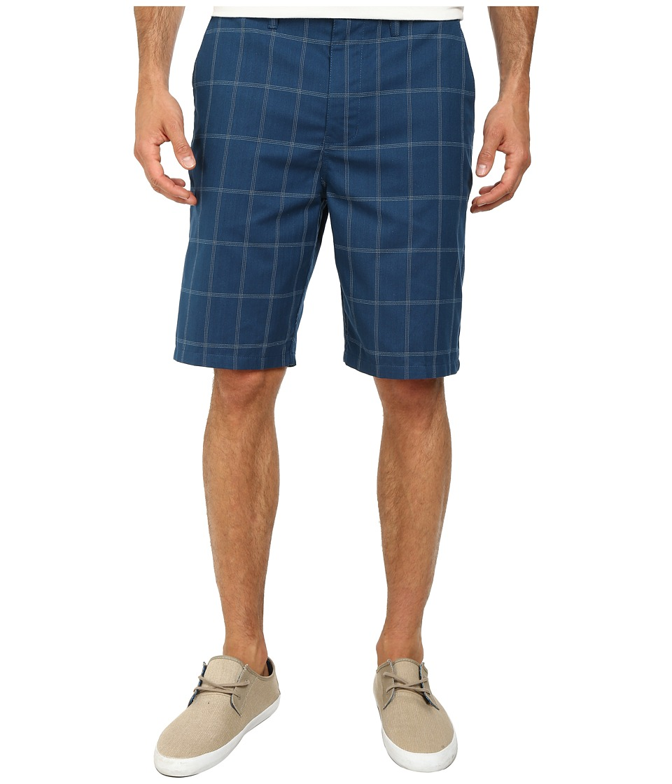 Hurley - Banning Chino Short (Blue Force) Men's Shorts