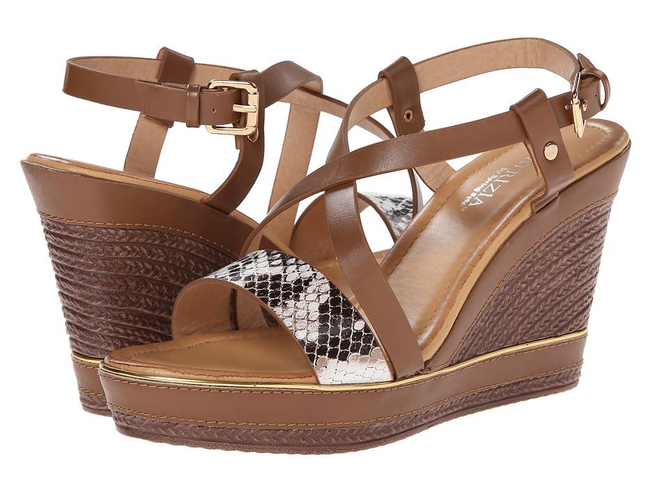 PATRIZIA - Perseus (Brown) Women's Sandals