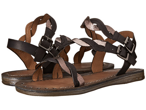 PATRIZIA - Santander (Black) Women's Sandals