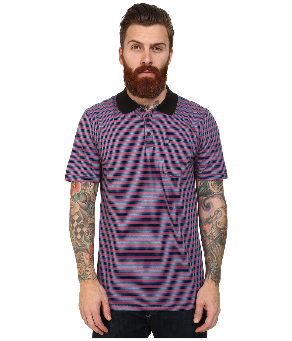 Hurley - Dri-FIT Pier Polo (Horizon) Men's Clothing