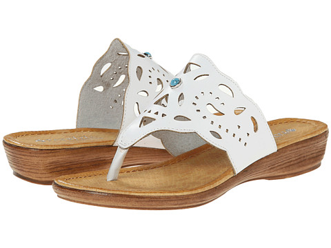 PATRIZIA - Rosaria (White) Women's Sandals