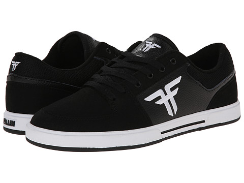 Fallen - Patriot III (Black/White) Men's Skate Shoes