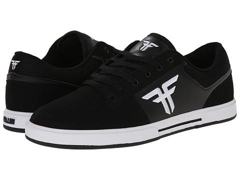 Fallen - Patriot III (Black/White) Men's Skate Shoes
