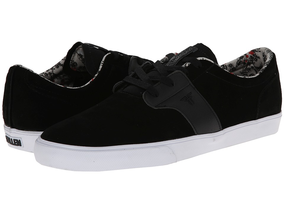 Fallen - Chief XI (Flat Black/Black) Men's Skate Shoes
