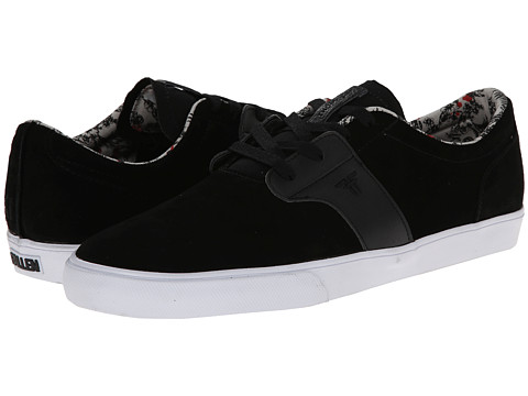 Fallen - Chief XI (Flat Black/Black) Men