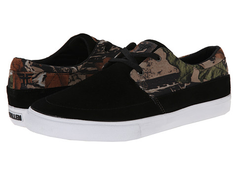 Fallen - Roach (Tree Camo/Black) Men's Skate Shoes