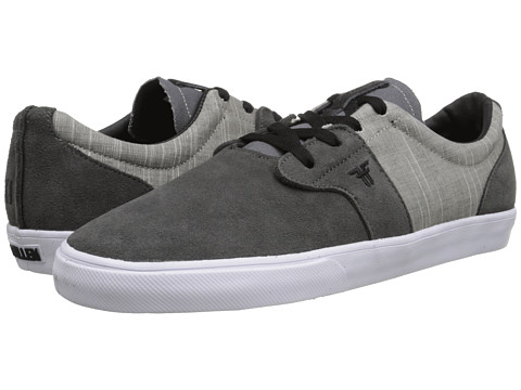 Fallen - Chief XI (Ash Grey/Cement Grey) Men's Skate Shoes