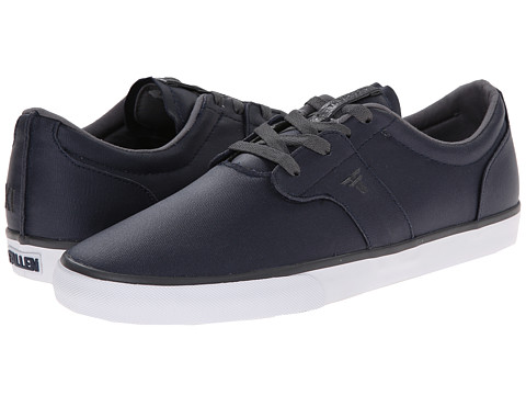 Fallen - Chief XI (Midnight Blue/Cement Grey) Men's Skate Shoes