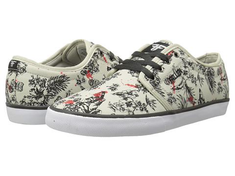 Fallen - Forte 2 (Aloha From Hell) Men's Skate Shoes
