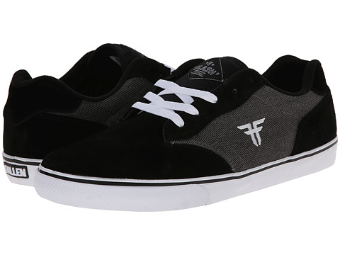 Fallen - Slash (Black/Saint Archer) Men's Skate Shoes