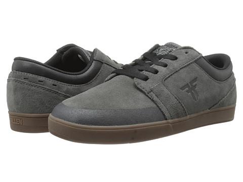 Fallen - Torch (Ash Grey/Gum) Men's Skate Shoes