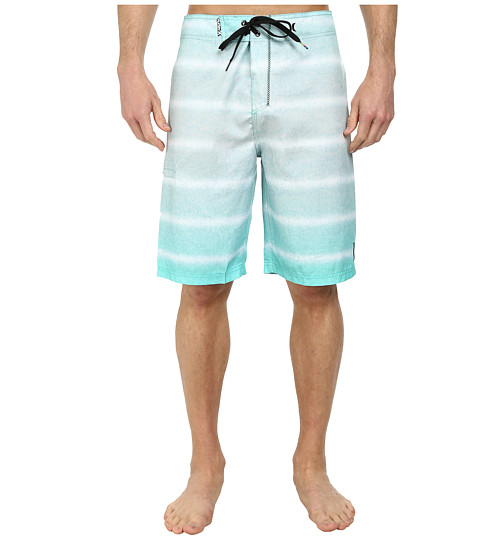 Hurley - Burnt 22 Boardshort (Green Glow) Men's Swimwear