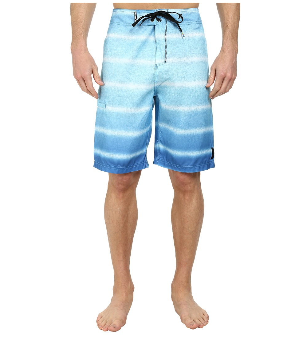 Hurley - Burnt 22 Boardshort (Horizon) Men's Swimwear
