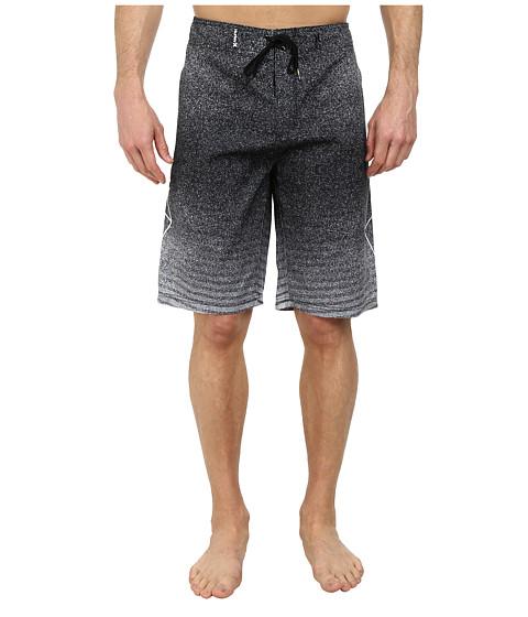Hurley - Billet 22 Boardshort (Black) Men's Swimwear