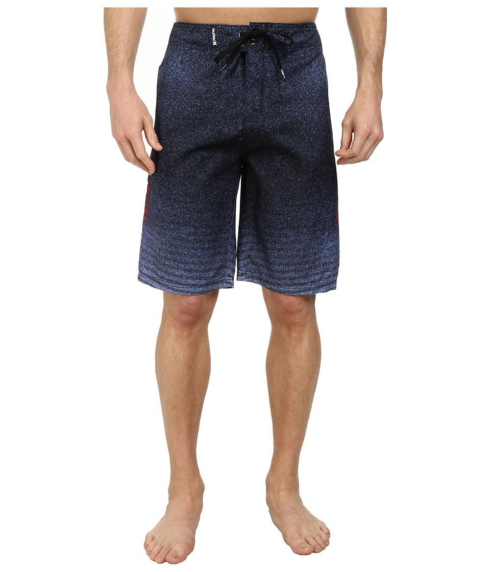 Hurley - Billet 22 Boardshort (Blue Legend) Men's Swimwear