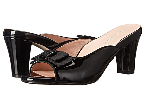 Taryn Rose - Fico (Black Patent Leather) Women