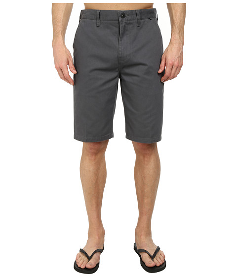 Hurley - One Only Chino Walkshort (Dark Grey) Men's Shorts