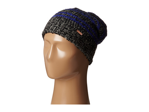 Free People - All This Time Beanie (Charcoal Combo) Beanies