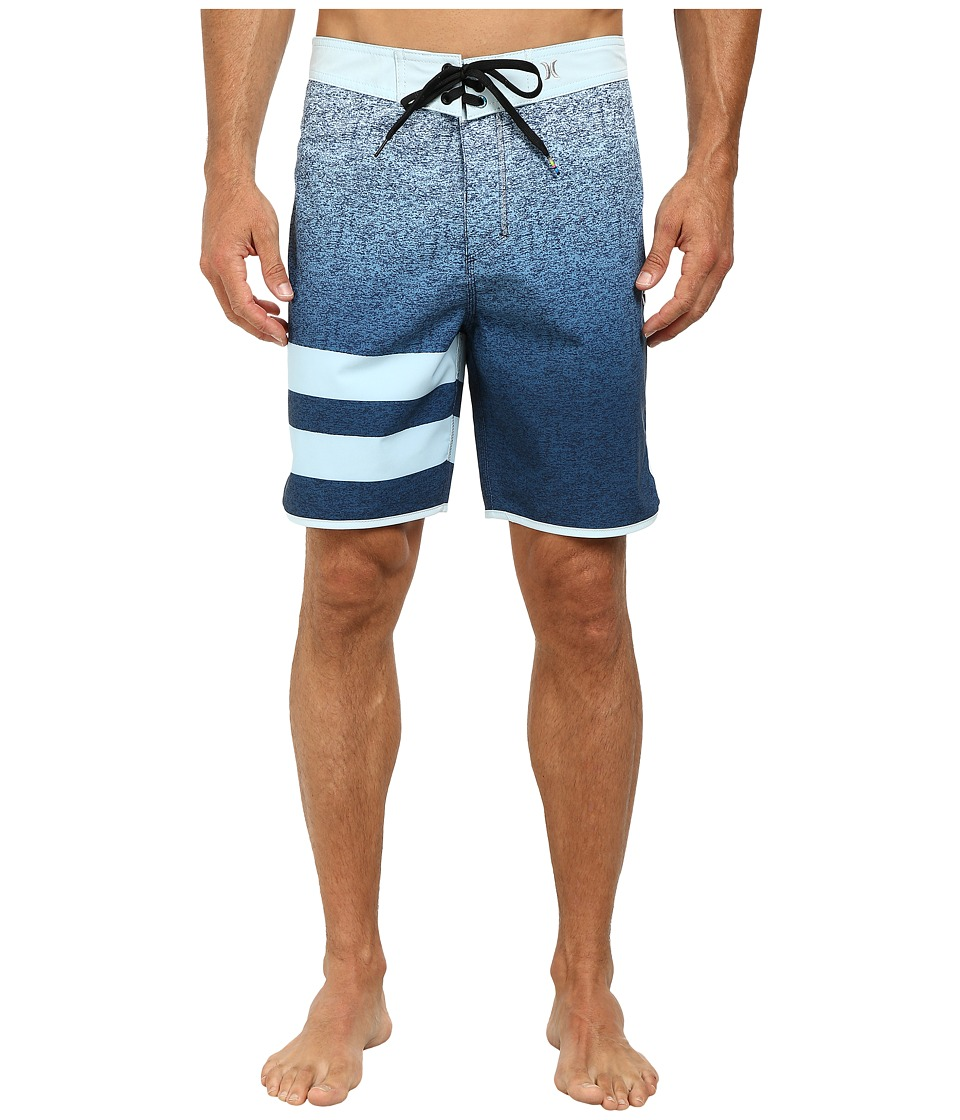 Hurley - Phantom Flight 2 Boardshort (Blue Legend) Men's Swimwear