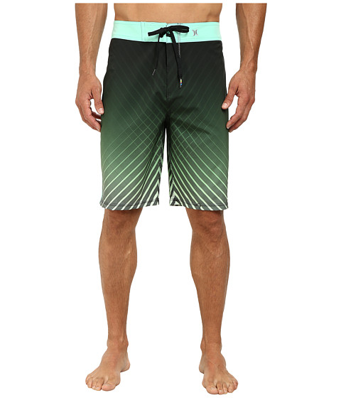 Hurley - Phantom Crossfire 21 Boardshort (Green Glow) Men's Swimwear