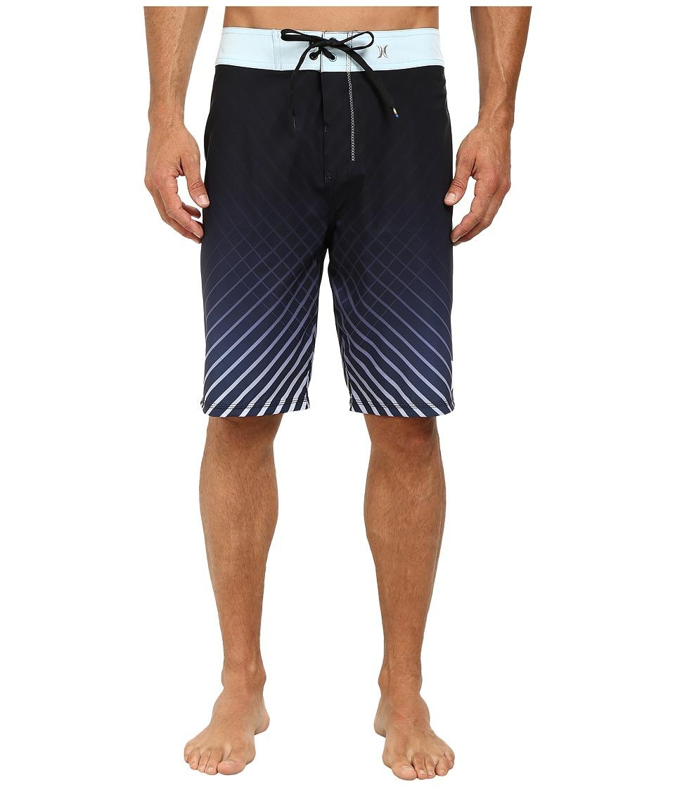 Hurley - Phantom Crossfire 21 Boardshort (Blue Legend) Men's Swimwear