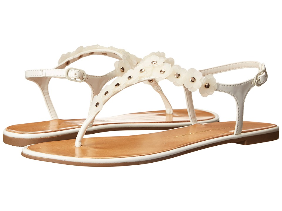 Chinese Laundry - Garden (Off White Patent) Women's Sandals