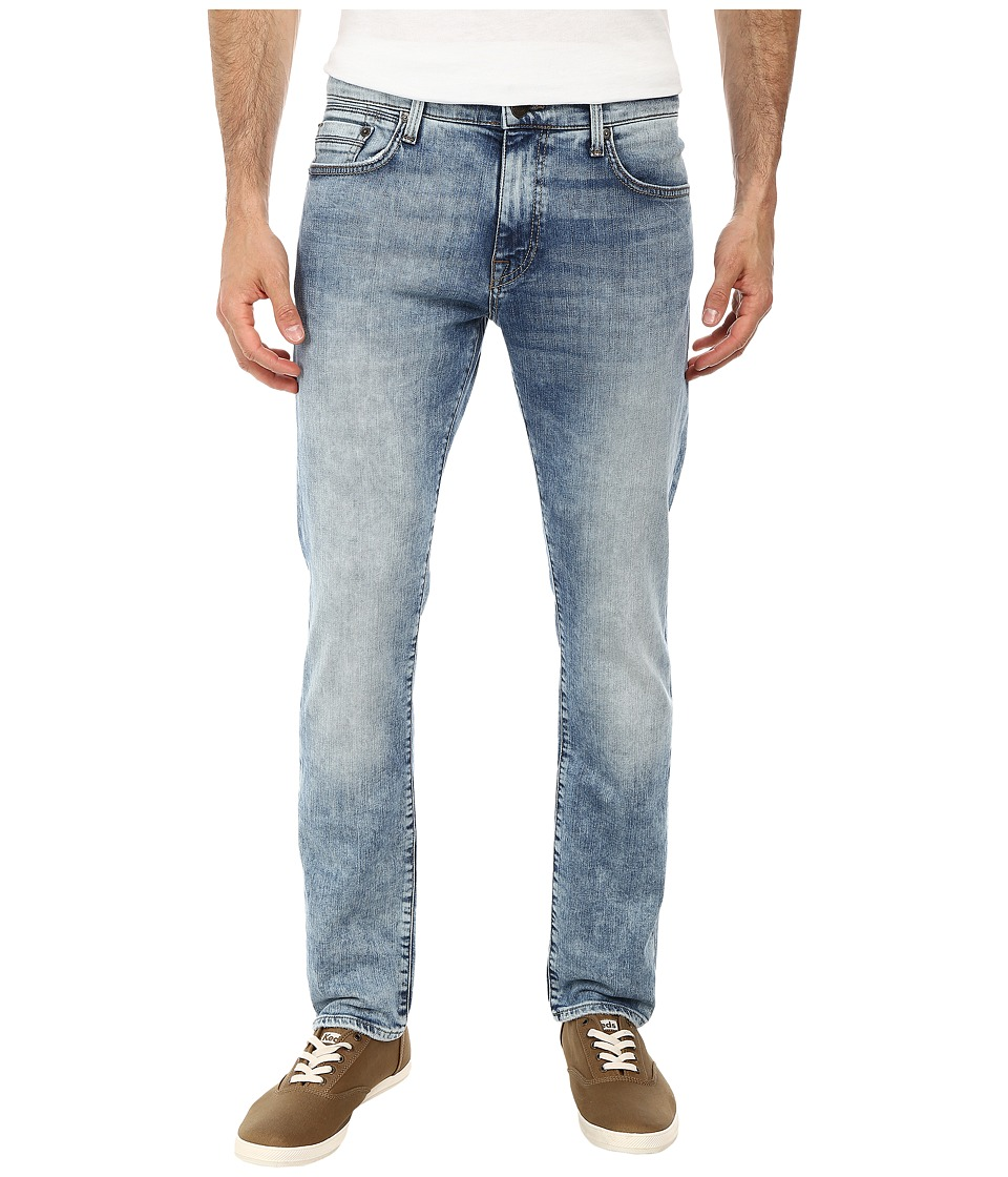 Mavi Jeans - Jake Regular Rise Slim Leg in Random Yaletown (Random Yaletown 1) Men
