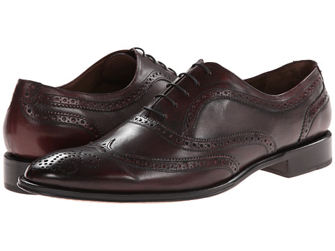 Messico - Toledo (Burgundy/Grey Leather) Men's Shoes