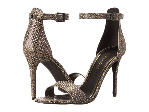Enzo Angiolini - Manna (Black White Leather) High Heels