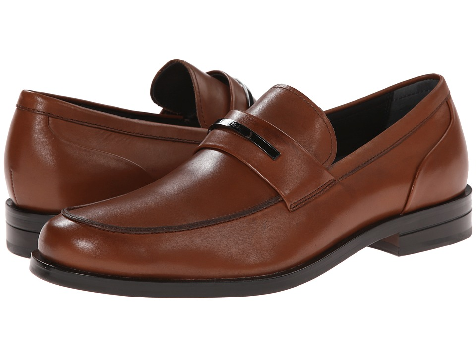 Calvin Klein - Orland (British Tan Leather) Men