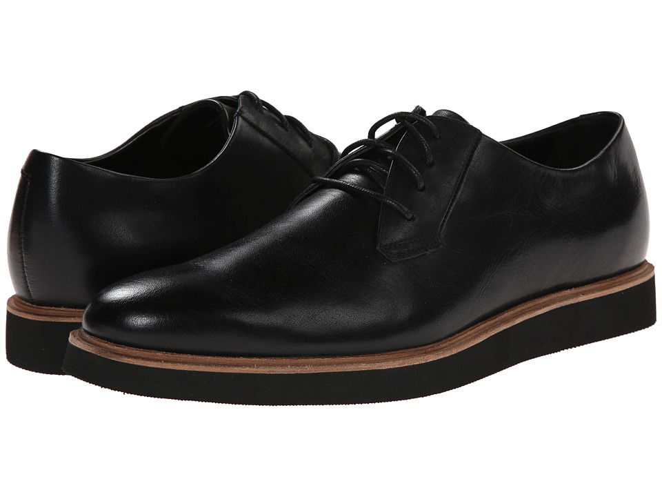 Calvin Klein - Tate (Black Burnished Calf) Men