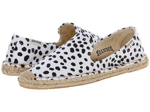 Soludos - Smoking Slipper Prints (Spots) Women