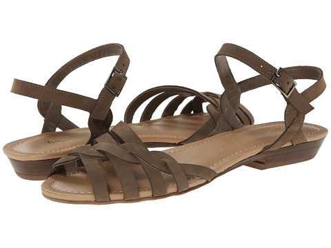Bass - Clementine (Sea Rock Nubuck) Women's Sandals