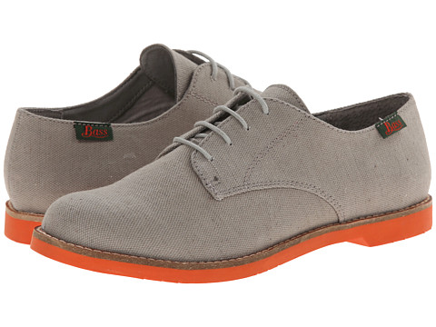 Bass - Elly (Charcoal Bond Canvas) Women