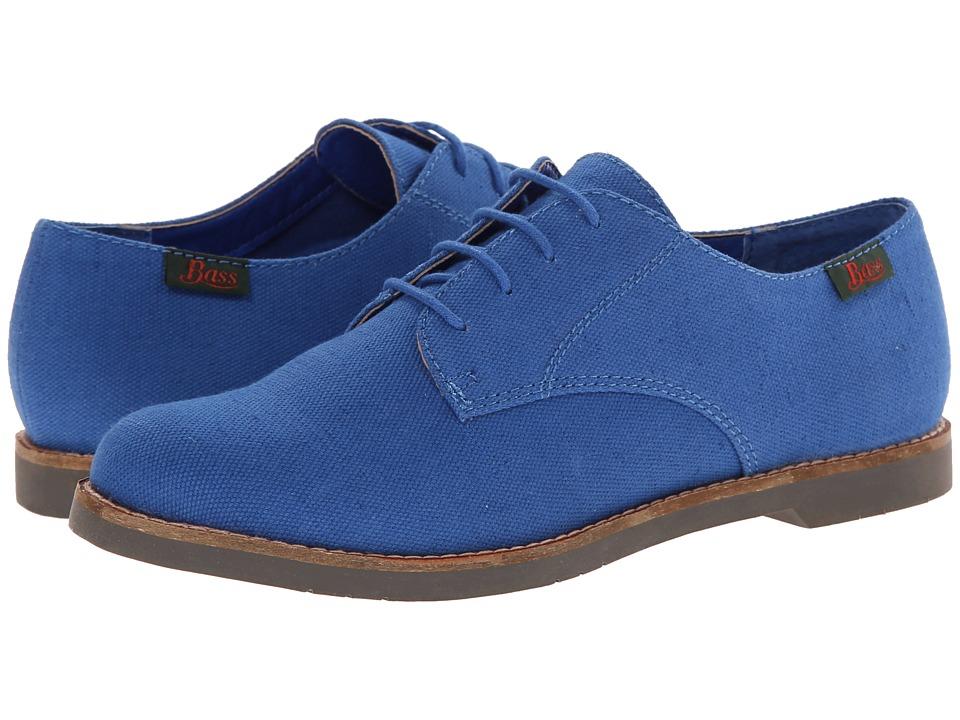 Bass - Elly (Klein Blue Bond Canvas) Women's Sandals