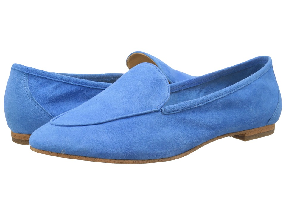 Enzo Angiolini - Elerflower (Blue Suede) Women