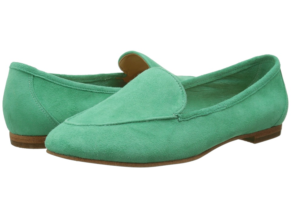 Enzo Angiolini Elerflower (Green Suede) Women
