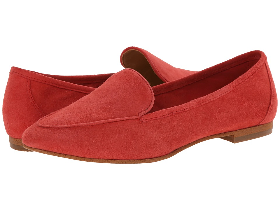 Enzo Angiolini Elerflower (Red Suede) Women