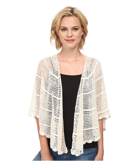 Volcom - City Limits Wrap (Cream) Women's Sweater
