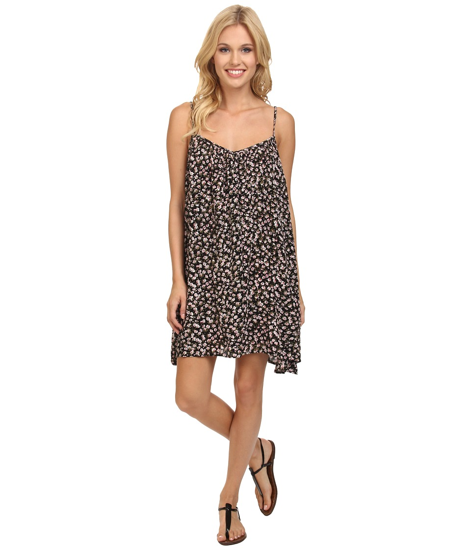 Volcom - Escape With Me Dress (Black Combo) Women's Dress