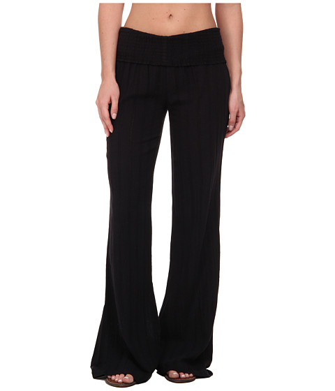 Volcom - Oh Ya Mama Pant (Black) Women's Casual Pants