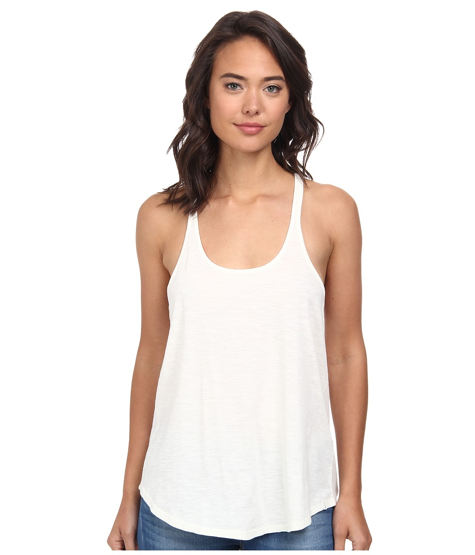 Volcom - Dustbowl Tank Top (Cream) Women's Sleeveless