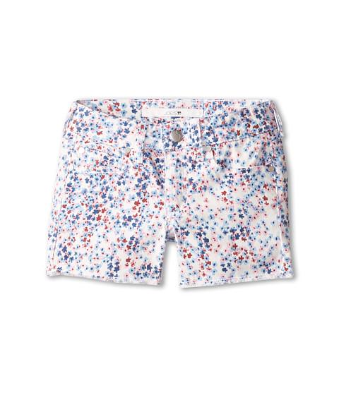 Joe's Jeans Kids - Cut Off Mini Short in Peach Pink (Little Kids/Big Kids) (Peach Pink) Girl's Shorts