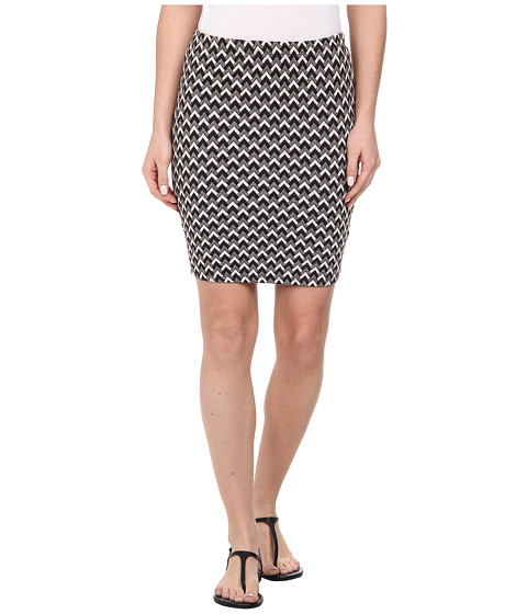 Volcom - Up Next Skirt (Black Combo) Women's Skirt