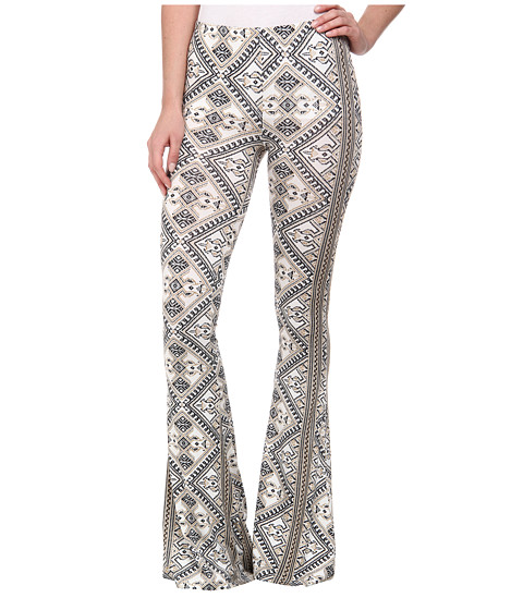 Volcom - Lottie Dah Pant (Cream) Women's Casual Pants
