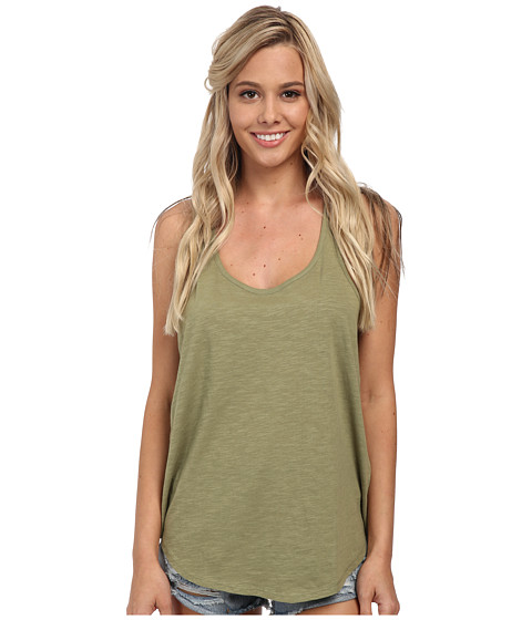 Volcom - Dustbowl Tank Top (Fern) Women's Sleeveless