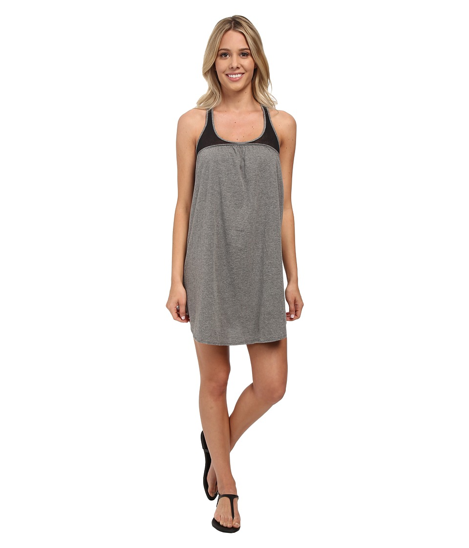 Volcom - Embrace Me Dress (Heather Grey) Women's Dress