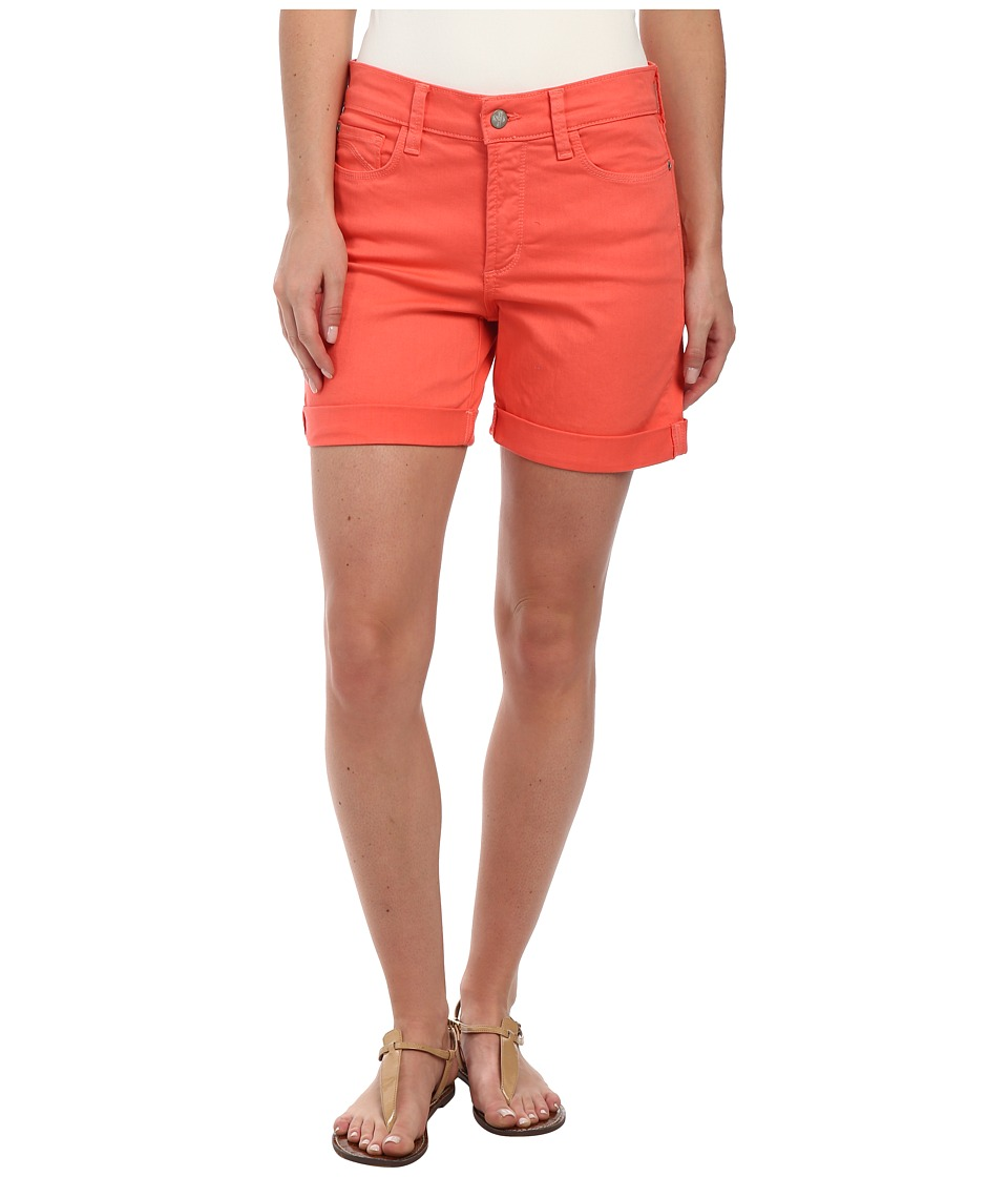 NYDJ - Avery Short (Bright Melon) Women's Shorts