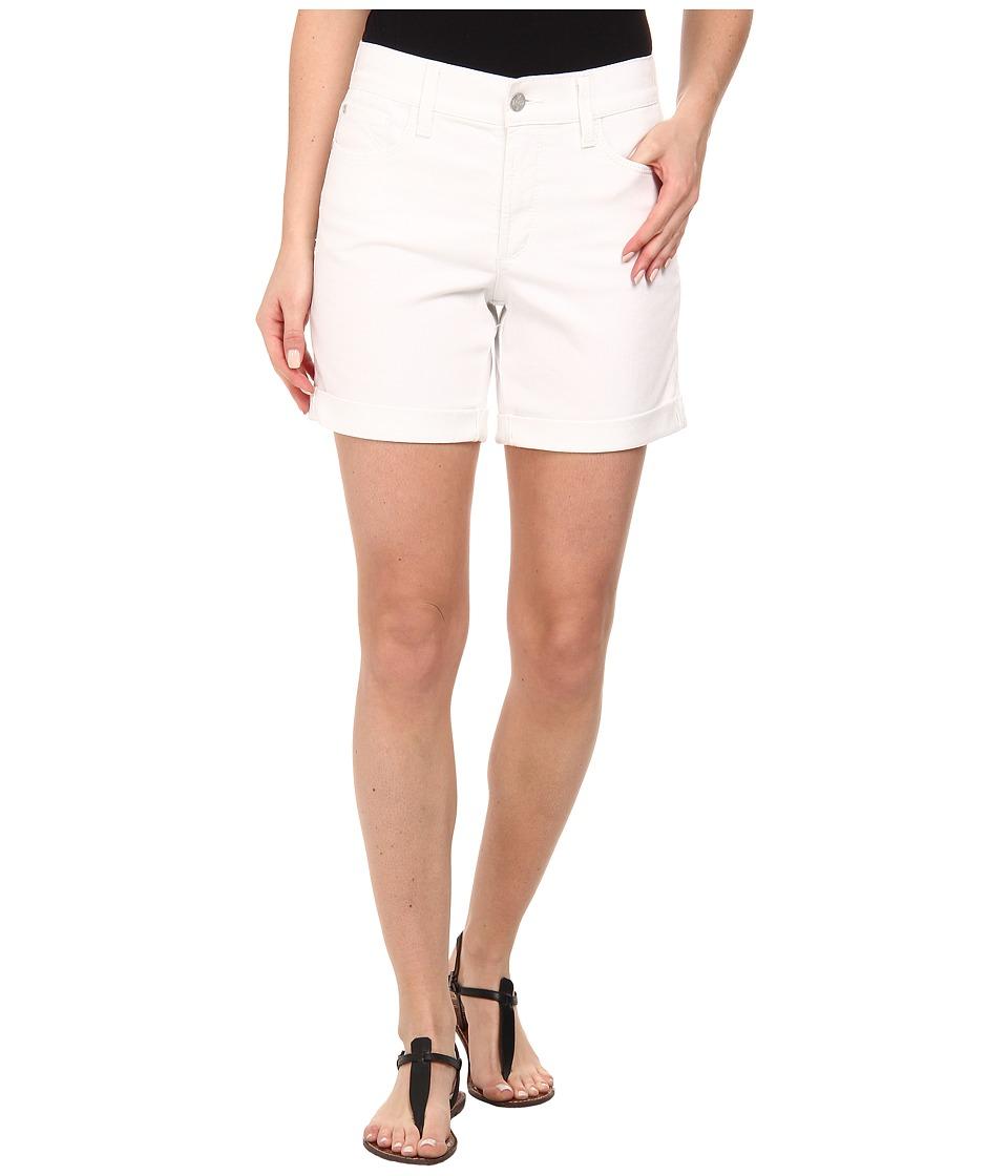 NYDJ - Avery Short (Optic White) Women's Shorts